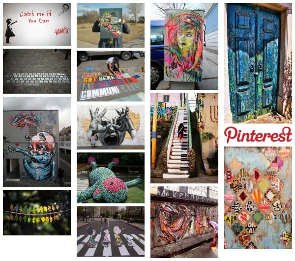 Street Art Pinterest