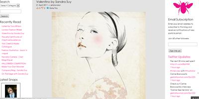 Valentino by Sandra Suy